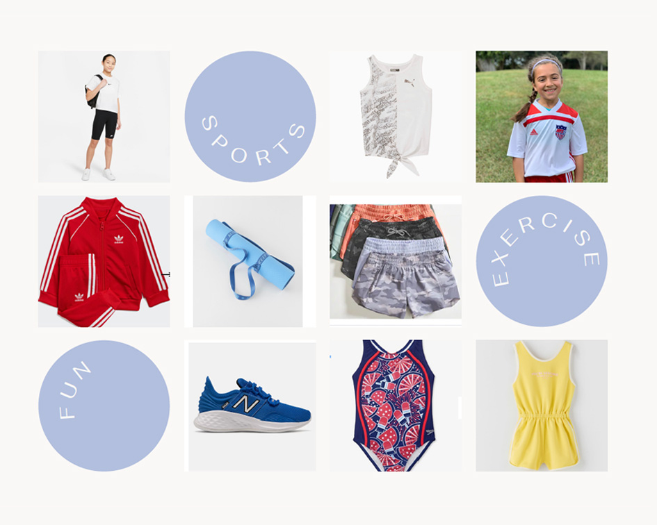 The Nongirly Look | Sports