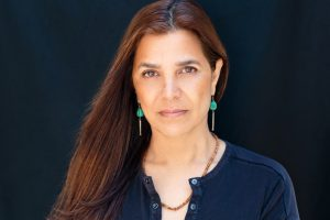 portrait of Kamala Lopez, an activist who is devoted to gender equality